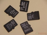 Micro SD 2GB Card