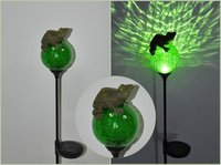 LED Solar Garden Decoration Stake Light
