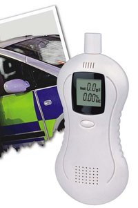 Breath Digital Alcohol Tester