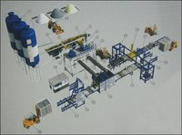 Heavy Duty Block Production Line