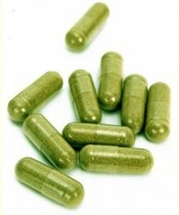 Moringa Leaves Powder Capsules