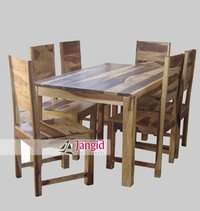 Sheesham Wood Dining Table