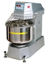 Double Speed Dough Mixer With Two Control System