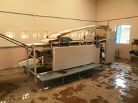 Fully Automatic Papad Machine 500 Kg