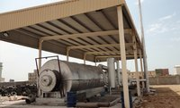 Latest Waste Tyre Recycling Machinery