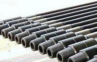 Для увеличения толщины стенок и прочности бурильных труб в нарезанной части концы их высаживаются внутрь или наружу...