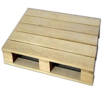 Heavy Duty Wood Pallets