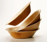 Palm Leaf Food Trays