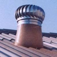 Roof Top Turbine Ventilation Fans