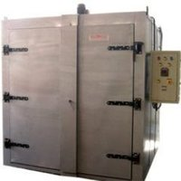 Electric Fiber Glass Curing Ovens