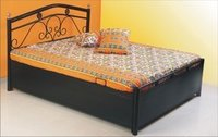 Durable Metal Bed