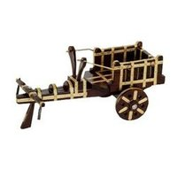 Bullock Cart Show Pieces