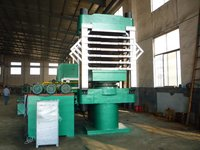 EVA Foaming Vulcanizing Press Machine