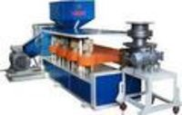 Pvc Pipe Single Screw Extrusion Plant