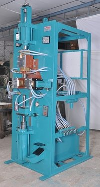 End Forging Metal Gathering Machine