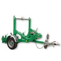 Cable Drum Trailer (TTA 1577)