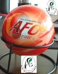 Automatically Fire Extinguishing Ball