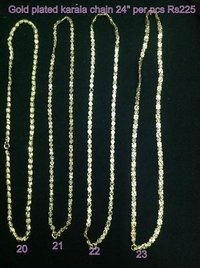 Gold Plated Karala Chain