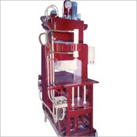 Colour Paver Block Making Machine