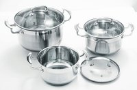 Stainless Steel Cookware Set (HD01CS)