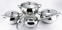 Stainless Steel Cookware Set (HD03CS)