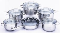 Stainless Steel Cookware Set (HD05CS)