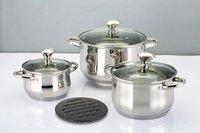 Stainless Steel Cookware Set (HD07CS)