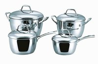 Stainless Steel Cookware Set (HD-NO1)