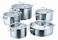 Stainless Steel Cookware Set (HD-NO3)
