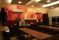 Cafeteria Interior Design Services