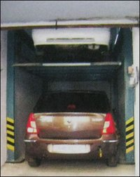 4 Pole Car Parking System