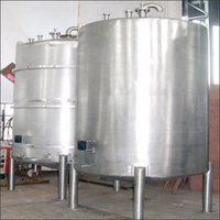 Industrial Liquid Storage Tank