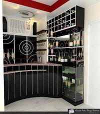 Bar Interior Decoration Services