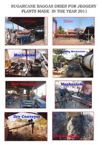 Industrial Sugar Cane Bagasse Dryers