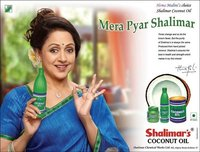 Shalimar'S Coconut Oil