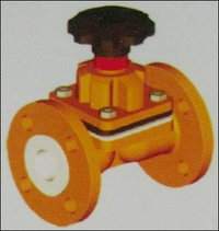 Lined Diaphragm Valve