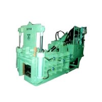 Hydraulic Scrap Bailing Machine