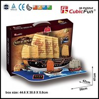 Zhenghe's Fleet 2012 New Design Jigsaws Puzzles Ship Model