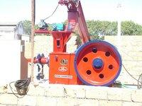 Industrial Biomass Briquette Press