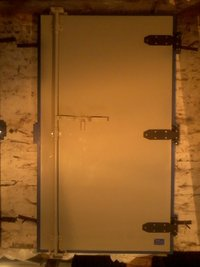 Insulated Steel Door