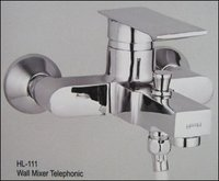 Wall Mixer Telephonic Cock