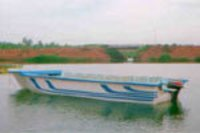 20 Seater Passenger Boat With Chairs