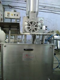 Rotary Dry Powder Filling Machine