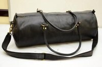 Designer Leather Luggage Bags