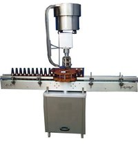 Single Head Ropp Cap Sealing Machine