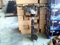 Four Stroke Earth Auger 5.5 Hp