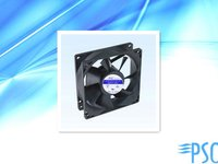 DC Axial Fan (80*80*25)