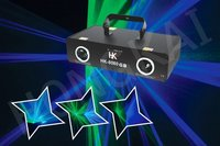 Double Head BG Laser Stage Light