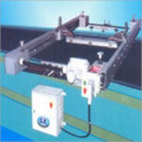 Automatic Printing Head For Flat Bad Machine