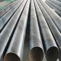 Stainless Steel Spiral Pipe